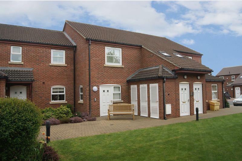 1 Bedroom Apartment Flat for sale in Warwick Court, Balderton