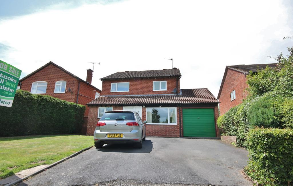 4 Bedrooms Detached House for sale in Vine Tree Close, Withington, Herefordshire, HR1