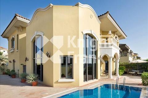 4 bedroom detached house  - Garden Homes, Frond O, Palm Jumeirah, Dubai