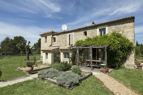 5 bedroom farm house  - Uzes, Les Alpilles, Provence