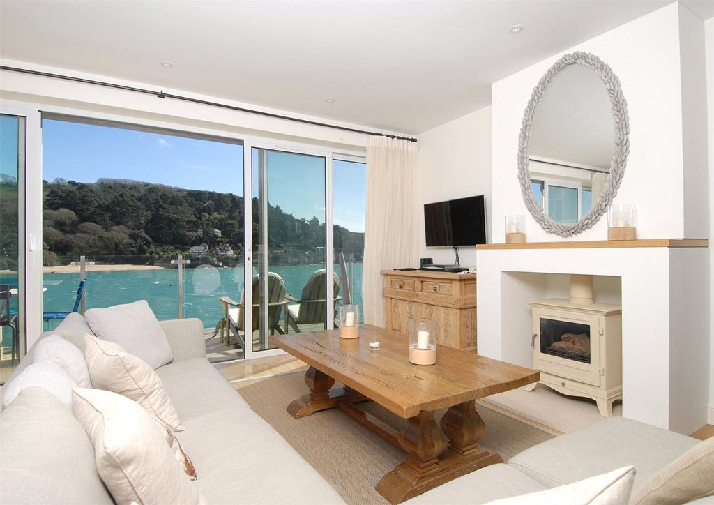 4 Bedrooms Terraced House for sale in Cliff Road, Salcombe, Devon, TQ8