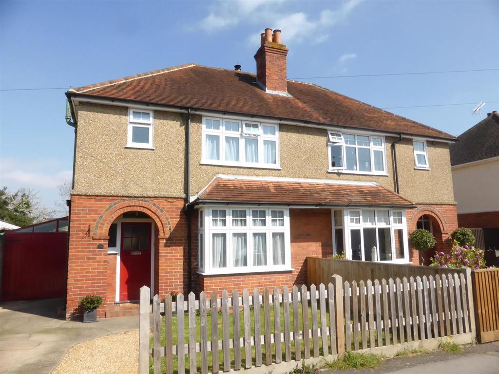 3 Bedrooms Semi Detached House for sale in Gratwicke Road, Tilehurst, Reading