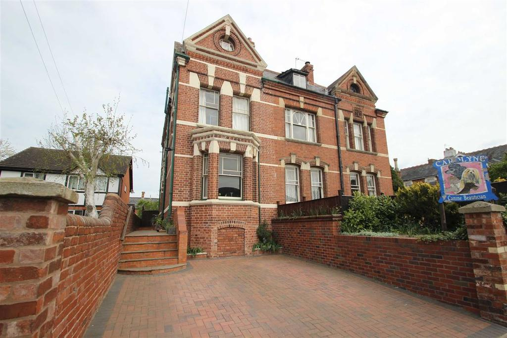 5 Bedrooms Semi Detached House for sale in Whitecross Road, Whitecross, Hereford