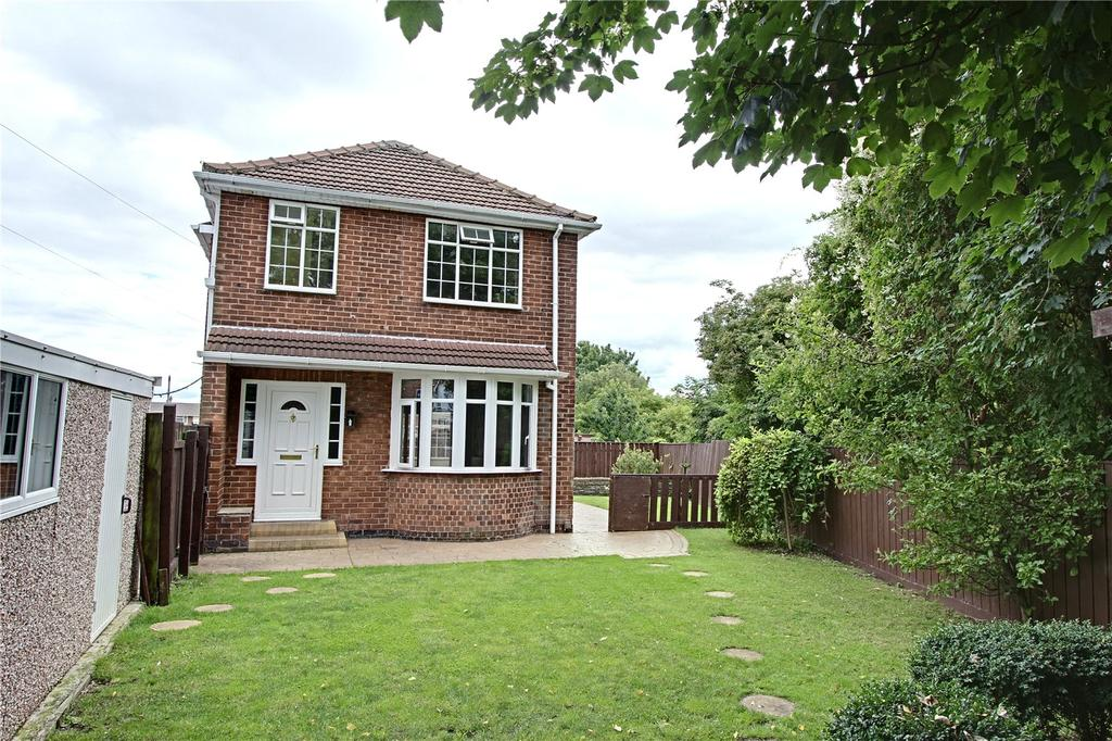 3 Bedrooms Detached House for sale in Cleveland Avenue, Norton