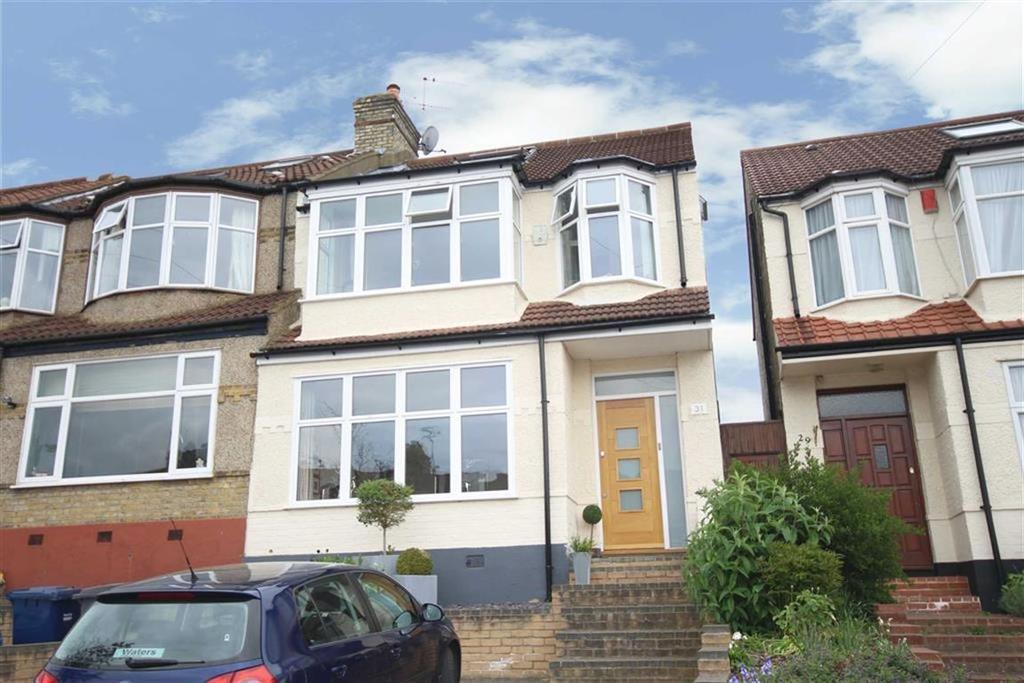 4 Bedrooms House for sale in Windsor Drive, East Barnet, Hertfordshire
