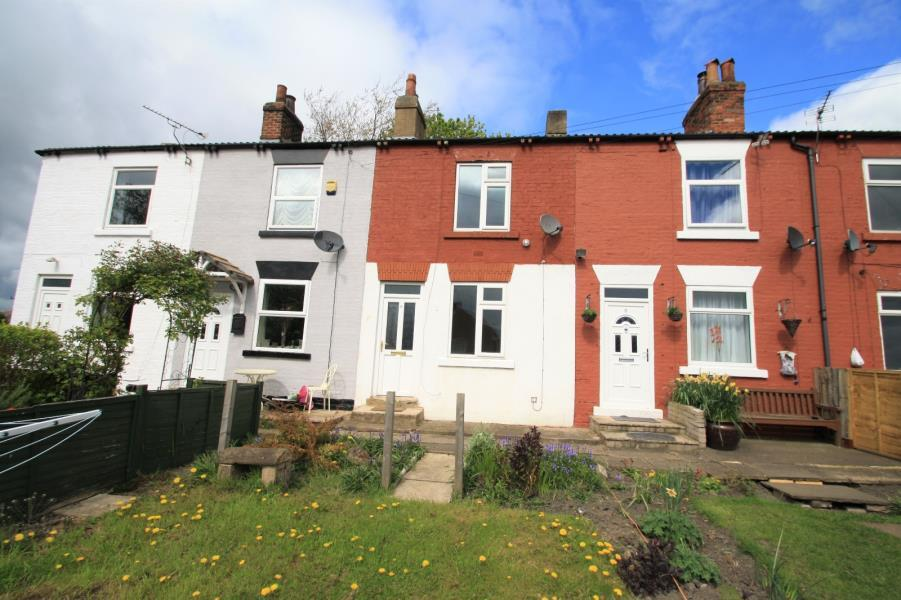 2 Bedrooms Terraced House for sale in CHURCH CLOSE, SEACROFT, LEEDS, LS14 6JT