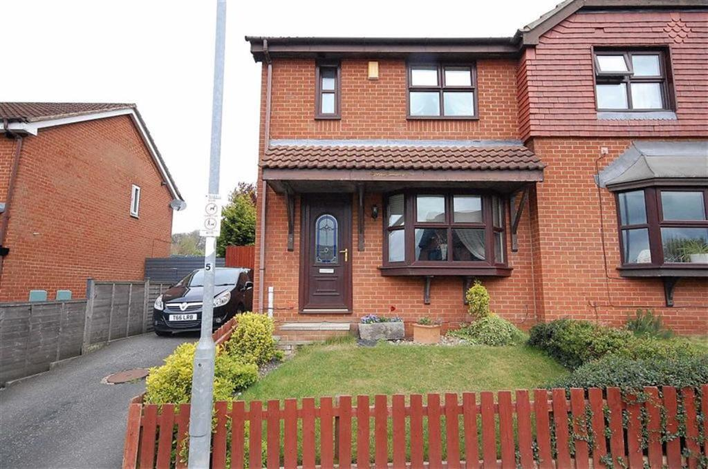 3 Bedrooms Semi Detached House for sale in Cornfield, Dewsbury, WF13