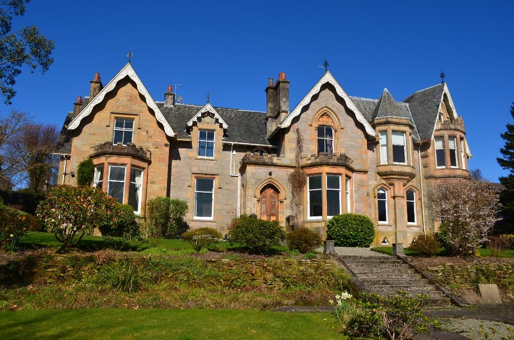 4 Bedrooms Apartment Flat for sale in George Street, Helensburgh, Argyll Bute, G84 7EU