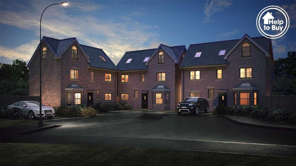 4 Bedrooms Town House for sale in Gratrix Lane, Sale