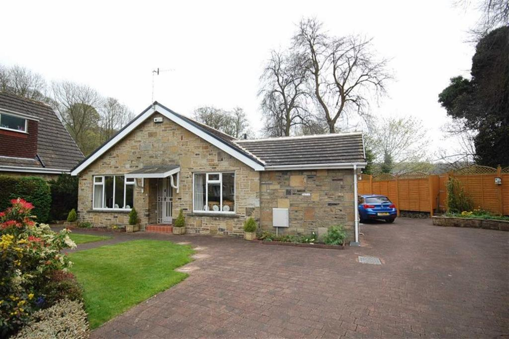 2 Bedrooms Detached Bungalow for sale in Holmeside Close, Armitage Bridge, Huddersfield, HD4