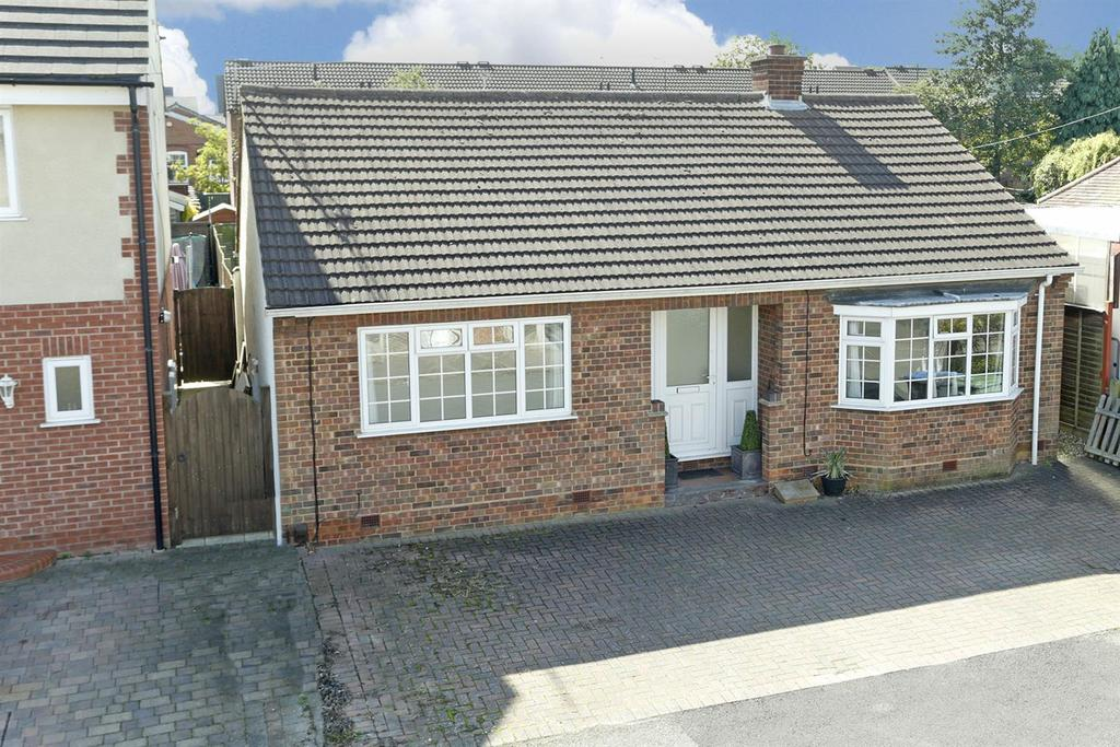2 Bedrooms Detached Bungalow for sale in Granville Street, Market Harborough