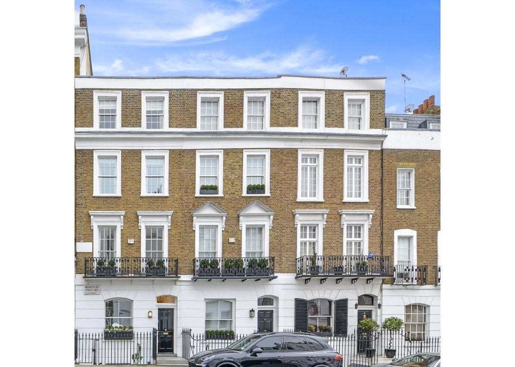5 Bedrooms Terraced House for sale in Montpelier Street, Knightsbridge, London, SW7
