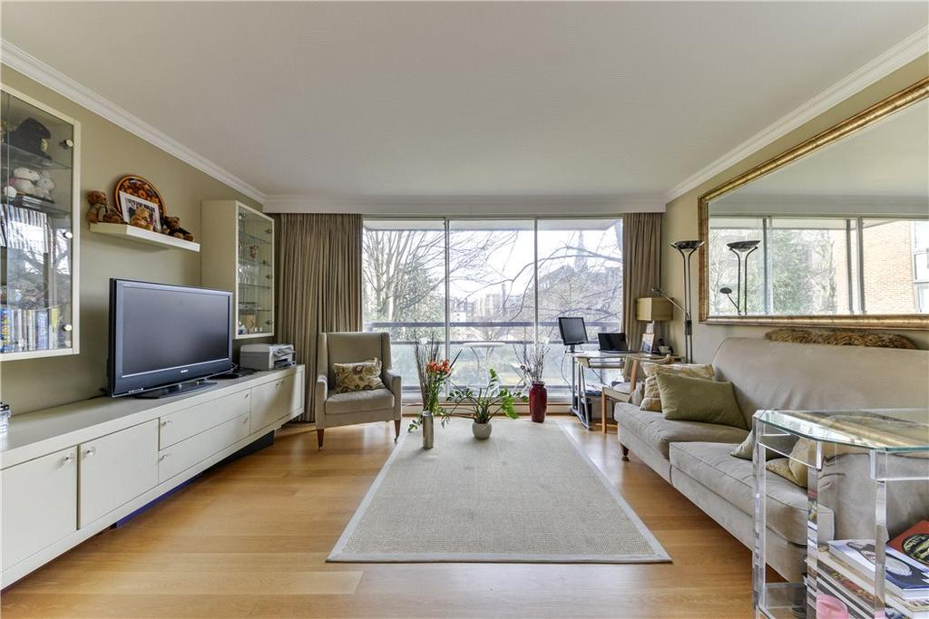 3 Bedrooms Flat for sale in Hamilton House, Vicarage Gate, London, W8