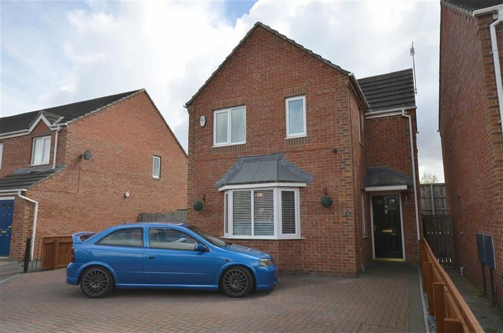3 Bedrooms Detached House for sale in Gateshead