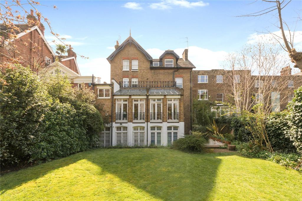 2 Bedrooms Flat for sale in Lancaster Grove, Belsize Park, London