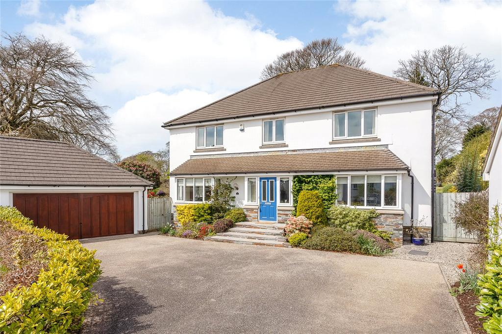 5 Bedrooms Detached House for sale in Glade Close, Derriford, Plymouth, Devon