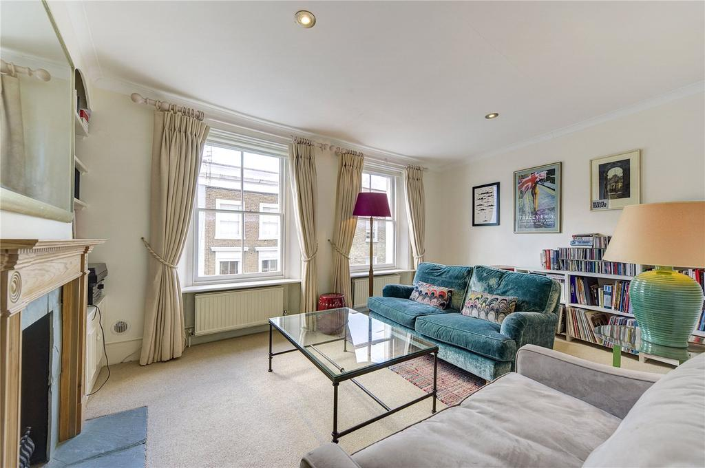 2 Bedrooms Flat for sale in Penzance Place, London