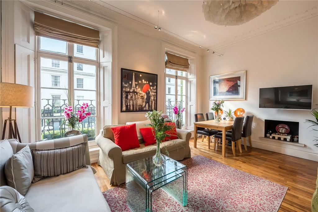 2 Bedrooms Flat for sale in Lupus Street, Pimlico, London