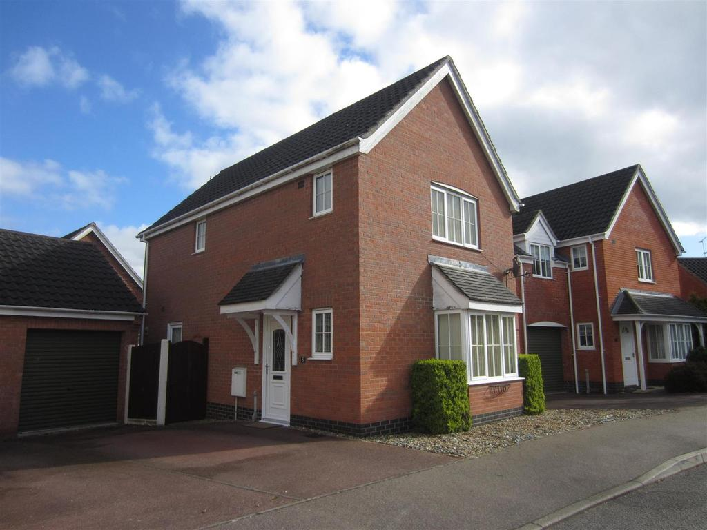 3 Bedrooms Detached House for sale in Woodcock Rise, Brandon