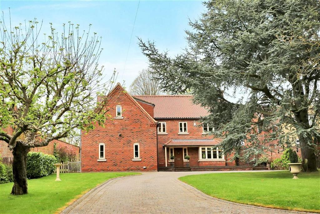 5 Bedrooms Detached House for sale in Main Street, Burton, Lincoln, Lincolnshire
