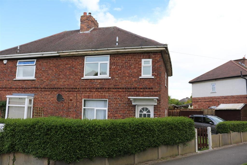3 Bedrooms Semi Detached House for sale in Halford Street, Tamworth