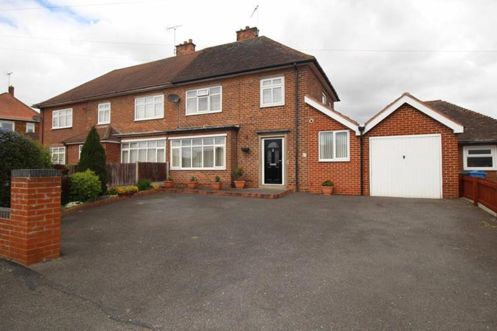 3 Bedrooms Semi Detached House for sale in 80 Long Lane, Carlton in Lindrick