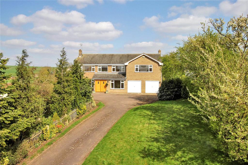 5 Bedrooms Detached House for sale in Manthorpe, Bourne, Lincolnshire