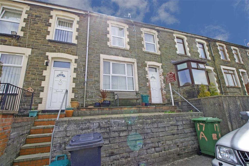 4 Bedrooms Terraced House for sale in Arthur Street, Mountain Ash, Aberdare