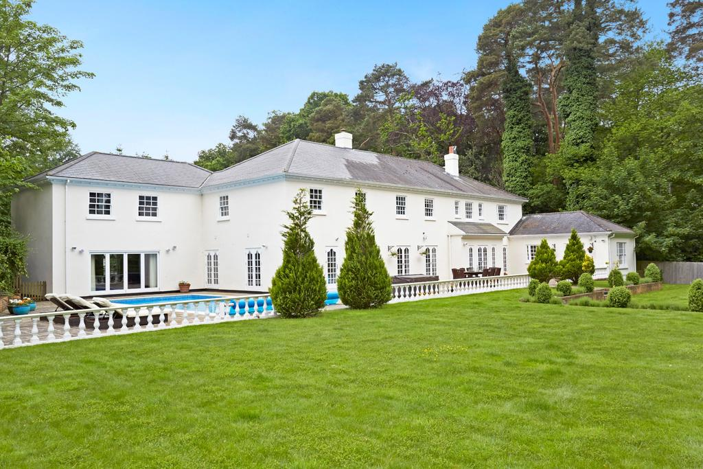 7 Bedrooms Detached House for sale in The Covert, Ascot