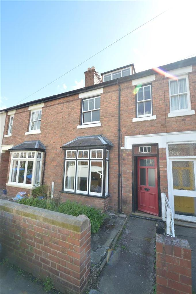 3 Bedrooms Terraced House for sale in 11 Alma Street, Shrewsbury, SY3 8QL