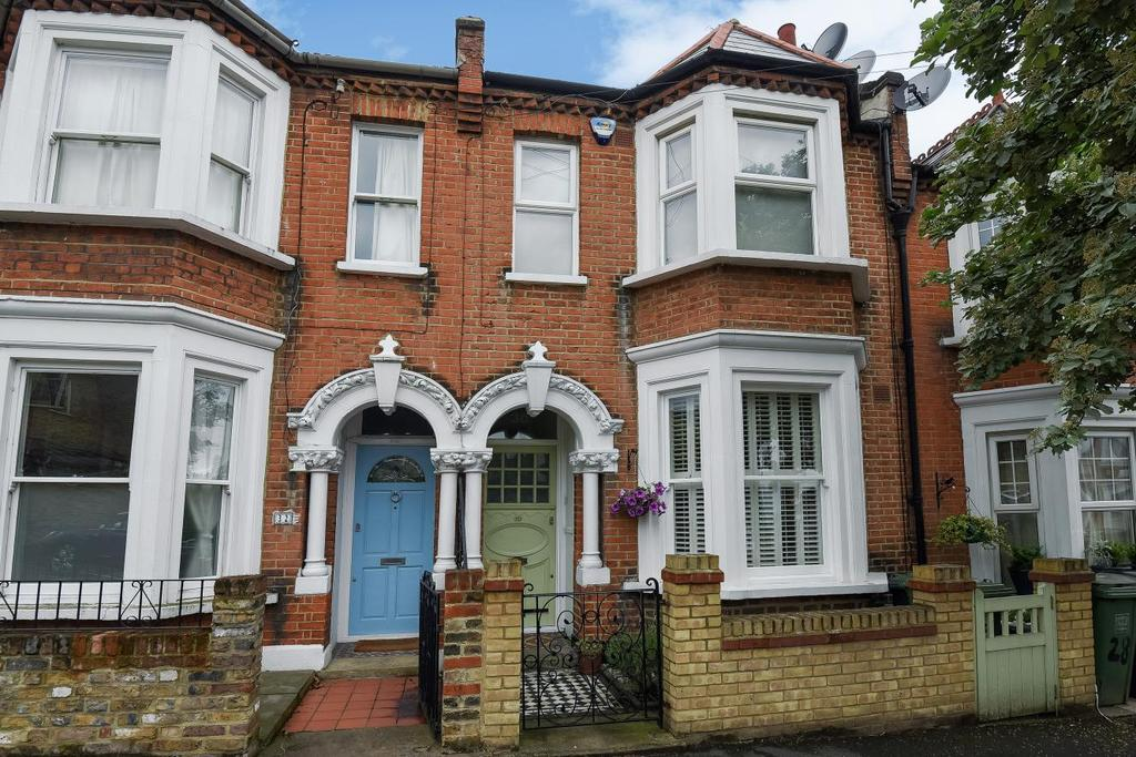 4 Bedrooms Terraced House for sale in Rembrandt Road, Hither Green, SE13