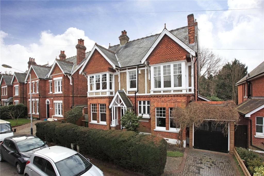 6 Bedrooms Detached House for sale in Molyneux Park Road, Tunbridge Wells, Kent, TN4