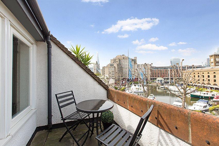 2 Bedrooms Flat for sale in Mews Street, Wapping, London, E1W
