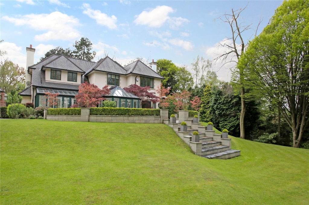 5 Bedrooms Detached House for sale in Beechfield Road, Alderley Edge, Cheshire, SK9
