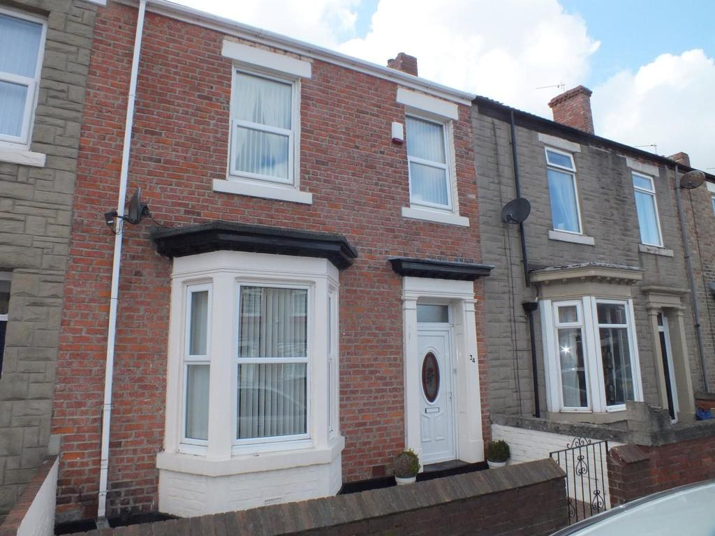 3 Bedrooms Terraced House for sale in Stanley Street, Blyth