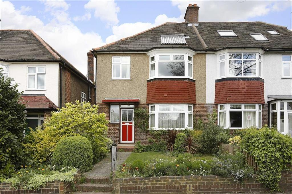 4 Bedrooms Semi Detached House for sale in Herne Hill Road, Herne Hill, London