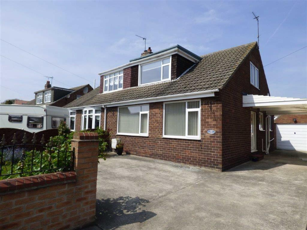 3 Bedrooms Semi Detached Bungalow for sale in Main Street, Keyingham, East Yorkshire, HU12