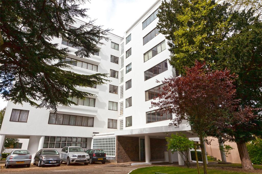 2 Bedrooms Flat for sale in High Point, North Hill, London, N6