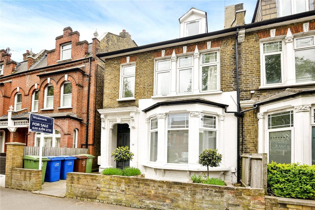 3 Bedrooms Flat for sale in East Dulwich Grove, East Dulwich, London, SE22
