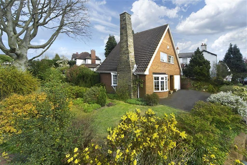 3 Bedrooms Detached House for sale in Corner Cottage, 1, Church Hill, Penn, Wolverhampton, West Midlands, WV4