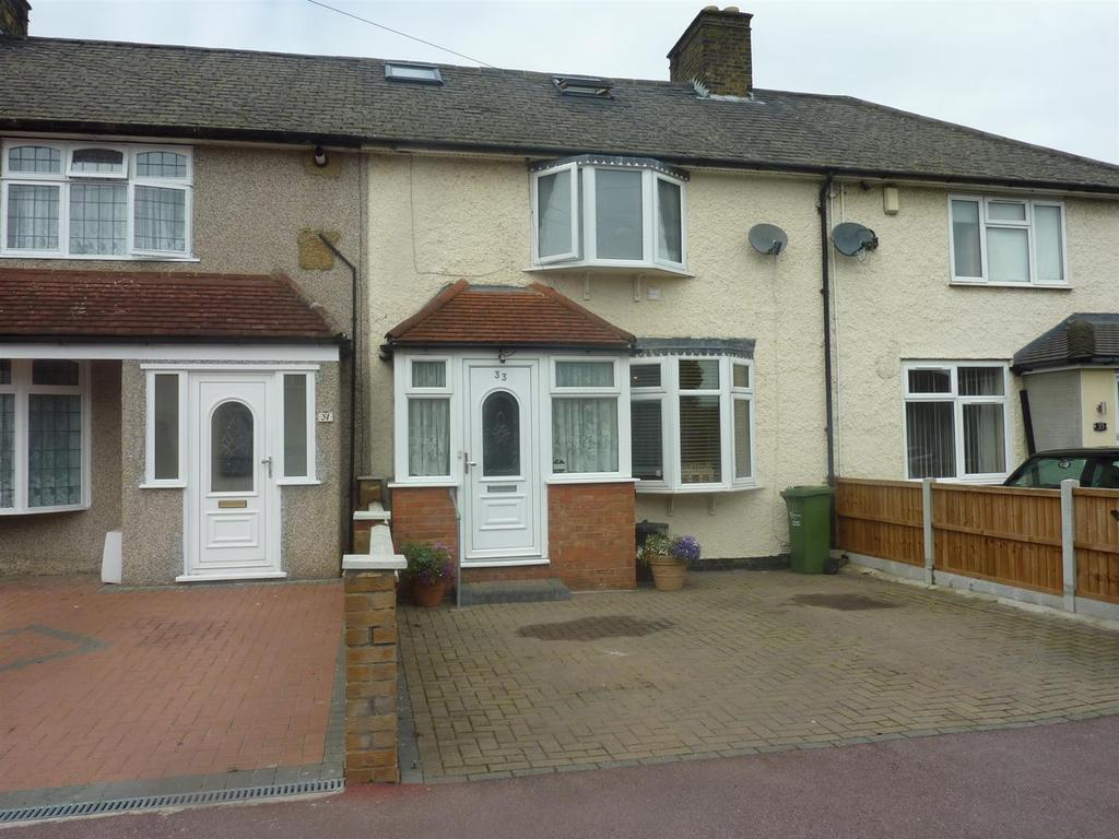 4 Bedrooms Terraced House for sale in Rosedale Road Road, Dagenham RM9