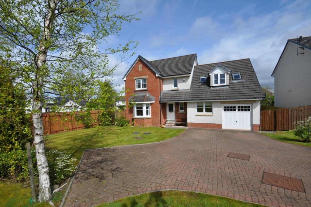 4 Bedrooms Detached Villa House for sale in 24 Deaconsbrook Road, Deaconsbank, G46 7UX