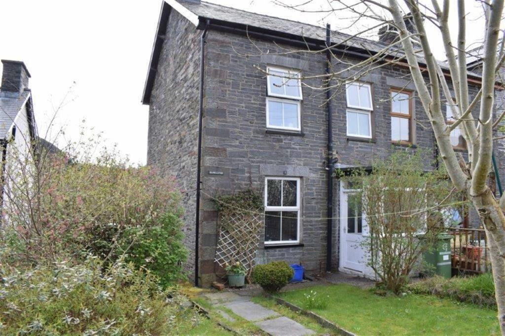 3 Bedrooms End Of Terrace House for sale in 1, Glanllifon, Upper Corris, Machynlleth, Powys, SY20