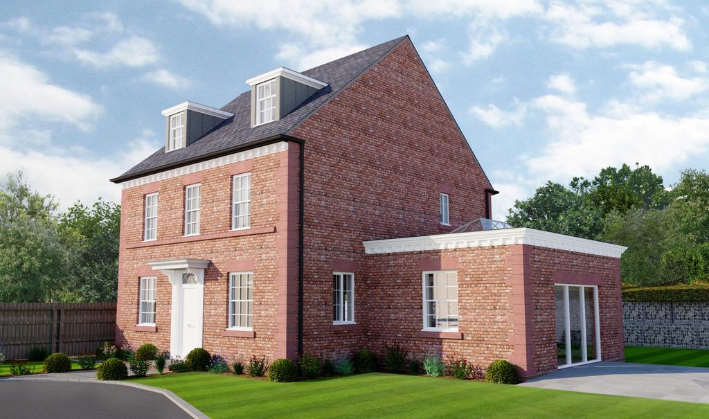 5 bedroom house new build in kelsall 5 bed house for sale for 5 bedroom new build homes