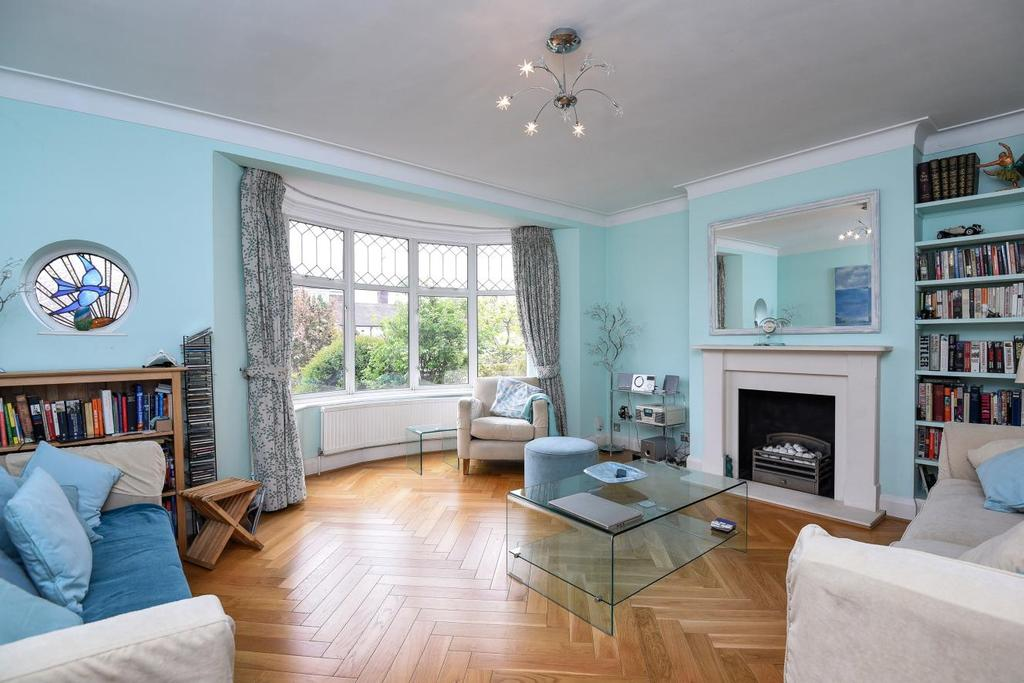 5 Bedrooms Semi Detached House for sale in Wood Vale, Muswell Hill, N10