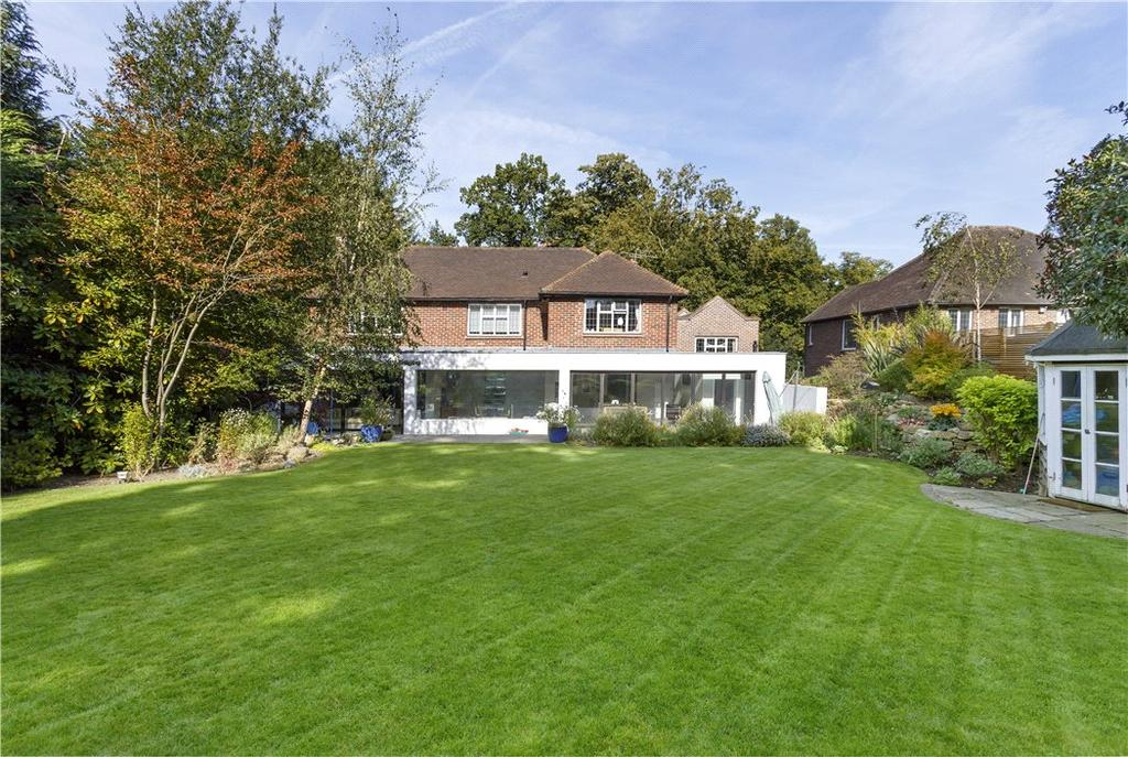 6 Bedrooms Detached House for sale in Queensmere Road, Wimbledon, London, SW19