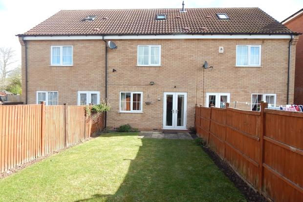 3 Bedrooms Town House for sale in Loxley Close, Hucknall, NOTTINGHAM, NG15