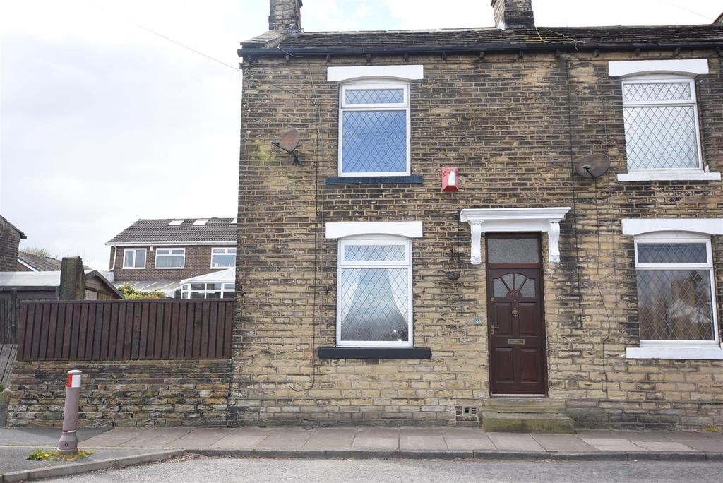1 Bedroom End Of Terrace House for sale in West Street, Shelf, Halifax