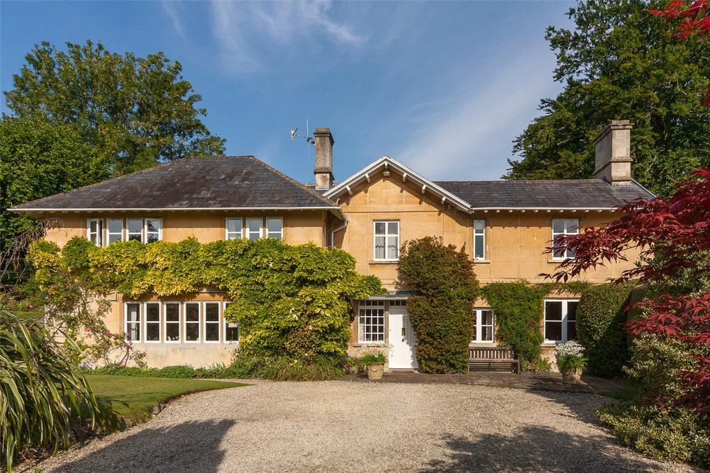 4 Bedrooms Detached House for sale in Middlestoke, Limpley Stoke, Bath, Somerset, BA2