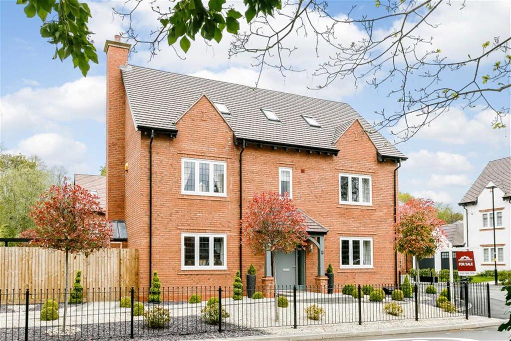 5 Bedrooms Detached House for sale in Thomas De Beauchamp Lane, Sutton Coldfield, West Midlands